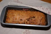 Plum Cake de Frutos secos al Brandy